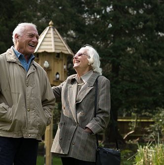<ul> <li>Chislehurst</li> <li>Residential & nursing care home</li> <li>Three acres of landscaped gardens</li> </ul>